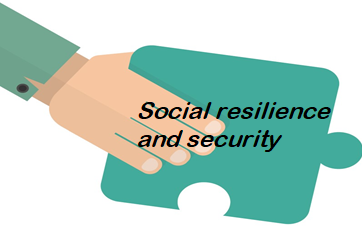 H2020 puzzle's pieces: Social resilience and security